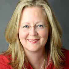 Autorin Ulrike Dietmann