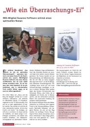 Susanne Hofmman Lesung