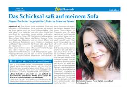 Buch Susanne Feiner